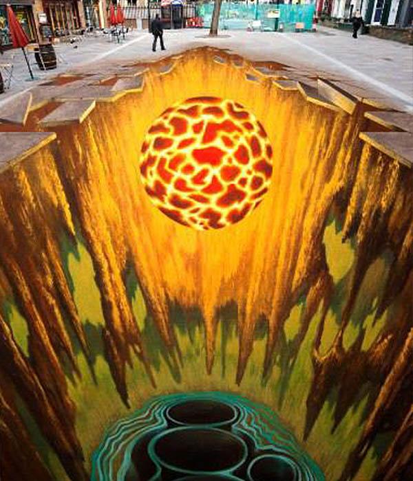Földalatti fantáziabirodalom.