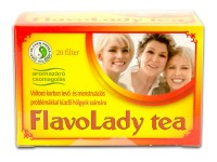 Dr. Chen FlavoLady tea 20 filter -10%!!! >>