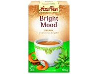 Yogi Bio jókedv (bright mood) tea, 17 filter