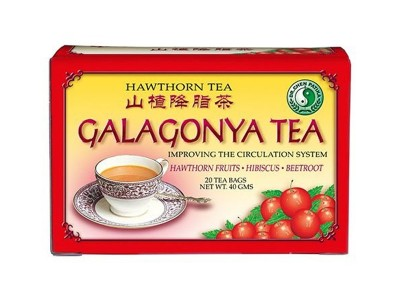 Dr. Chen Galagonya tea (2g × 20 db filter) -10%!!!