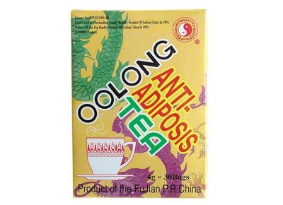 Dr. Chen Oolong anti-adiposis tea filteres 4g x30 -10%!!!