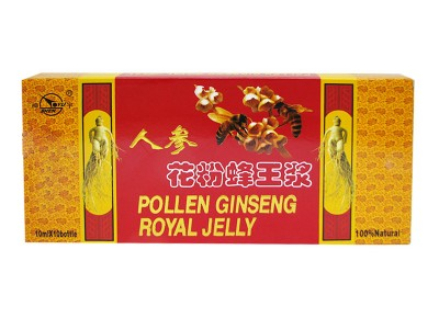 Dr. Chen Pollen ginseng Royal Jelly -10%!!!