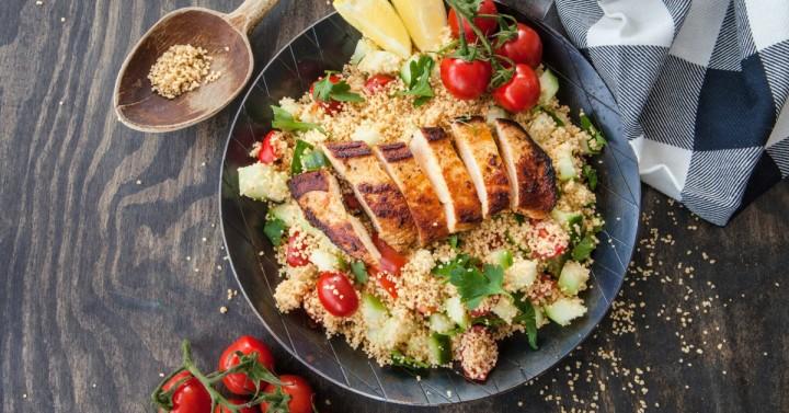 5 diétás köret krumpli és rizs helyett, amitől jól is laksz!
