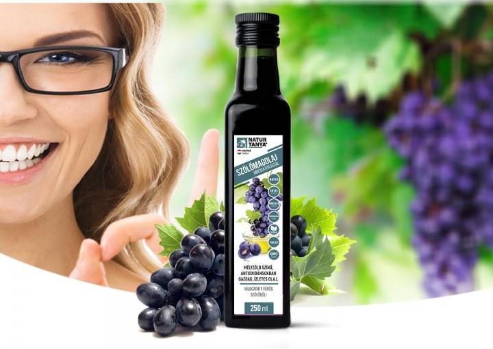 szőlőmag olaj visszér ellen)