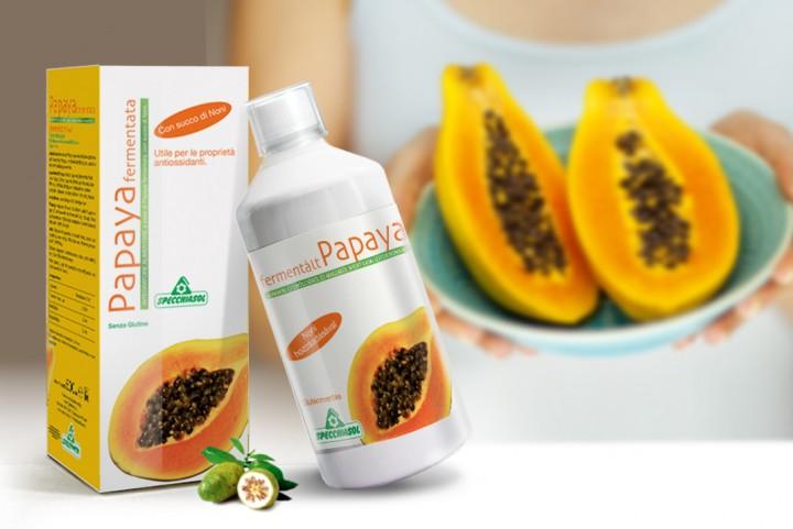 a papaya enzim elősegíti a fogyást