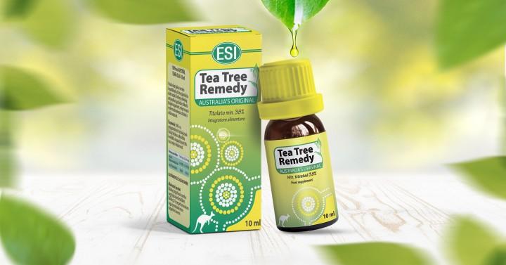 Ezt az Ausztrál teafa olajat, külsőleg és belsőleg egyaránt alkalmazhatod. Minimum 38%-ban tartalmaz a hatásért felelős terpéneket!