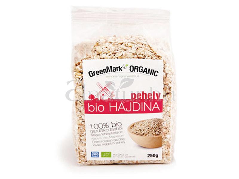 Greenmark Bio hajdina pehely 250 g ca9231b85c