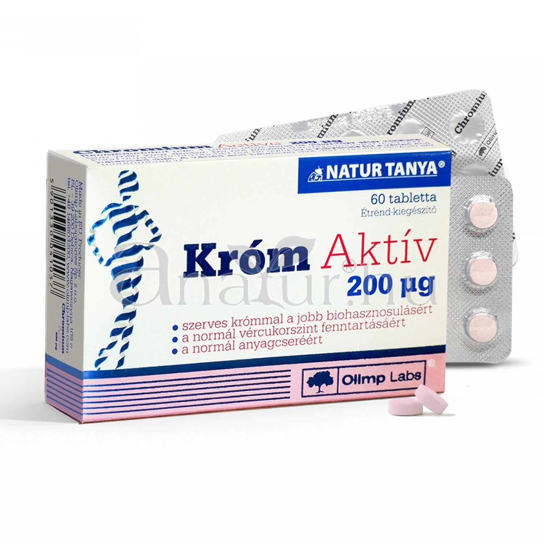 biotin és króm-pikolinát a fogyáshoz)
