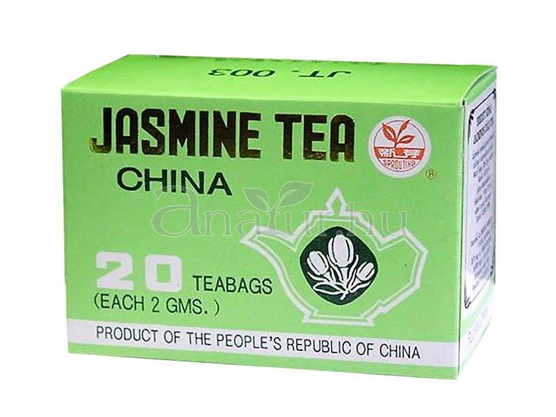 Bigstar Big Star Kínai Szálas Jázmin Tea - Vital-max étrendkiegészítő webáruház