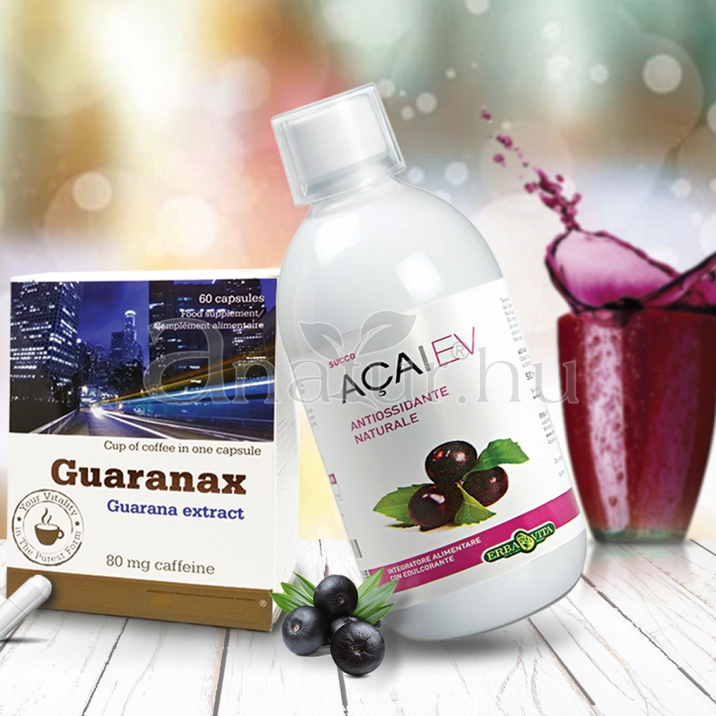 Guarana: előnyei, hatása, minden amit tudnod kell róla - mapszie.hu