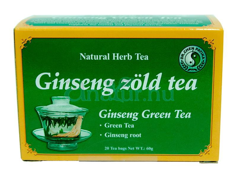 Ginzeng zsírégetés - Felhasználja a fogyás