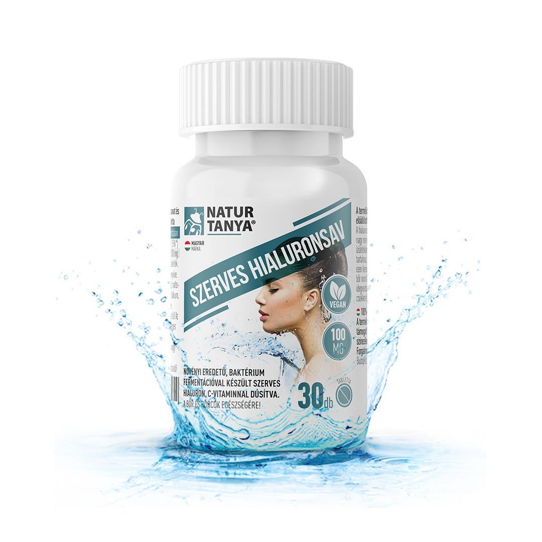 Ultrakoncentrált hialuronsav - ránctalanítja, feszesíti és hidratálja a bőrt
