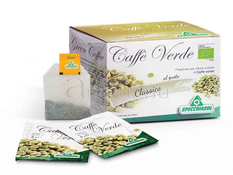 zöld kávé étvágycsökkentő