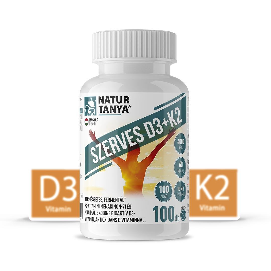 d3-vitamin látás