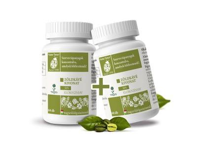 Vásárlói vélemény: - 20 kg zöldkávé-, és króm tablettával!